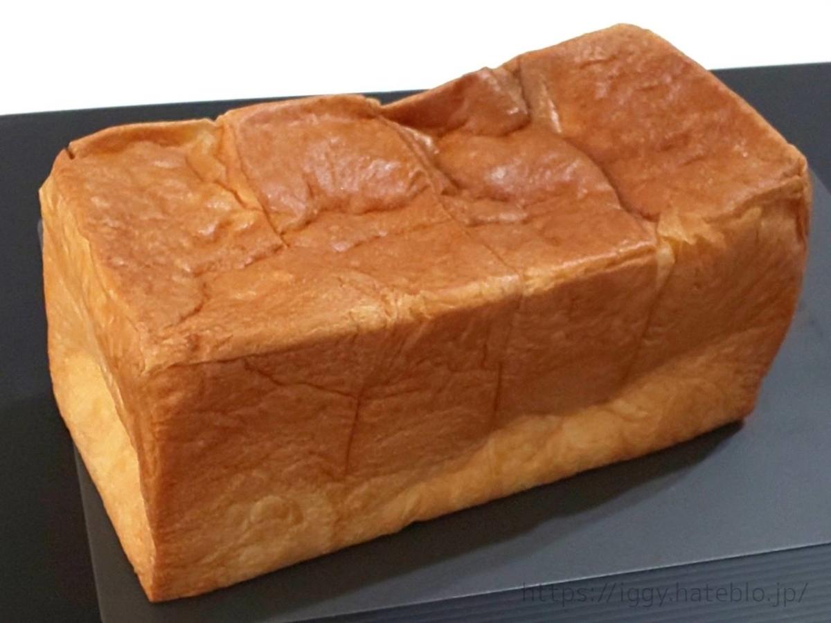 『ここに決めた』プレーン食パン「頂」感想 LIFE