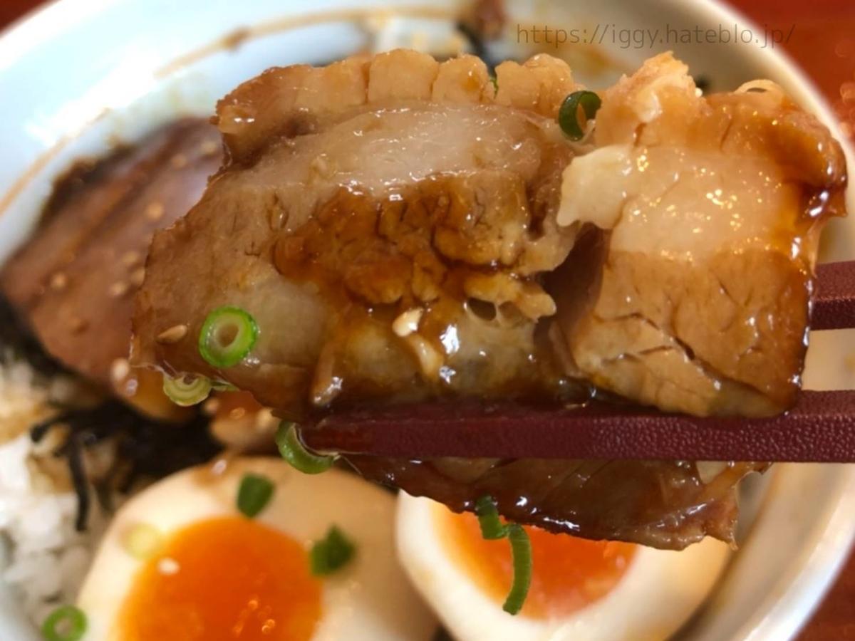 なか卯 期間限定「豚角煮丼」 LIFE