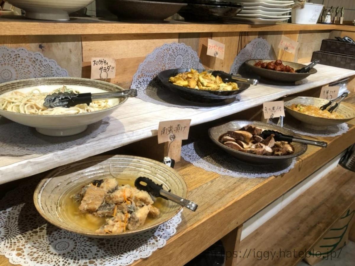 魚助食堂 ランチ おばんざいメニュー 福岡パルコ店 LIFE