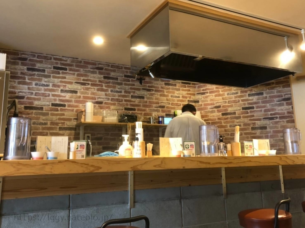 豚ステーキ&牛タンステーキ「十一 といち」六本松店 店内 LIFE