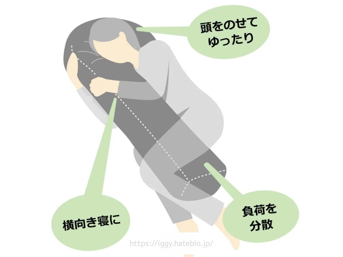 ニトリ「あたまを支える抱きまくら」抱き枕のいいところ LIFE