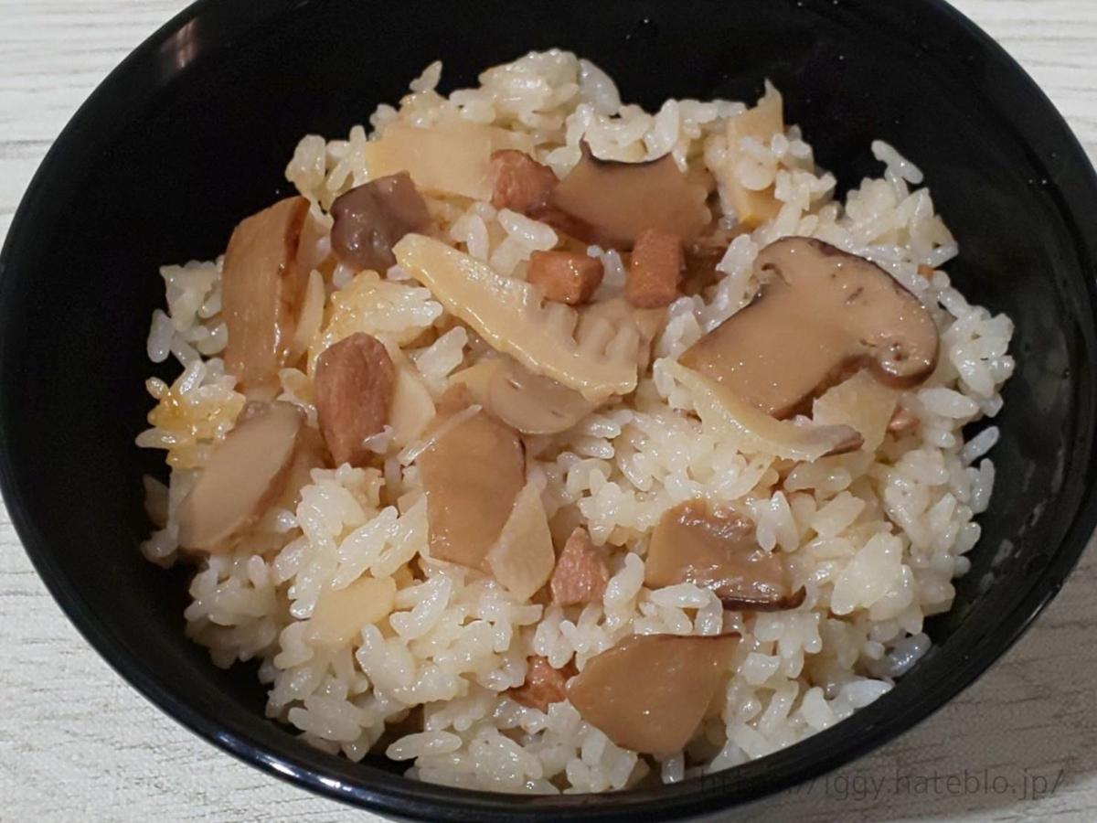 無印 炊き込みご飯の素 松茸と鶏肉のごはん 口コミ 感想 レビュー 評価