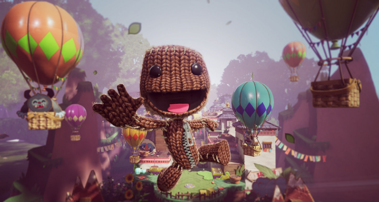 Sackboy A Big Adventure LIFE