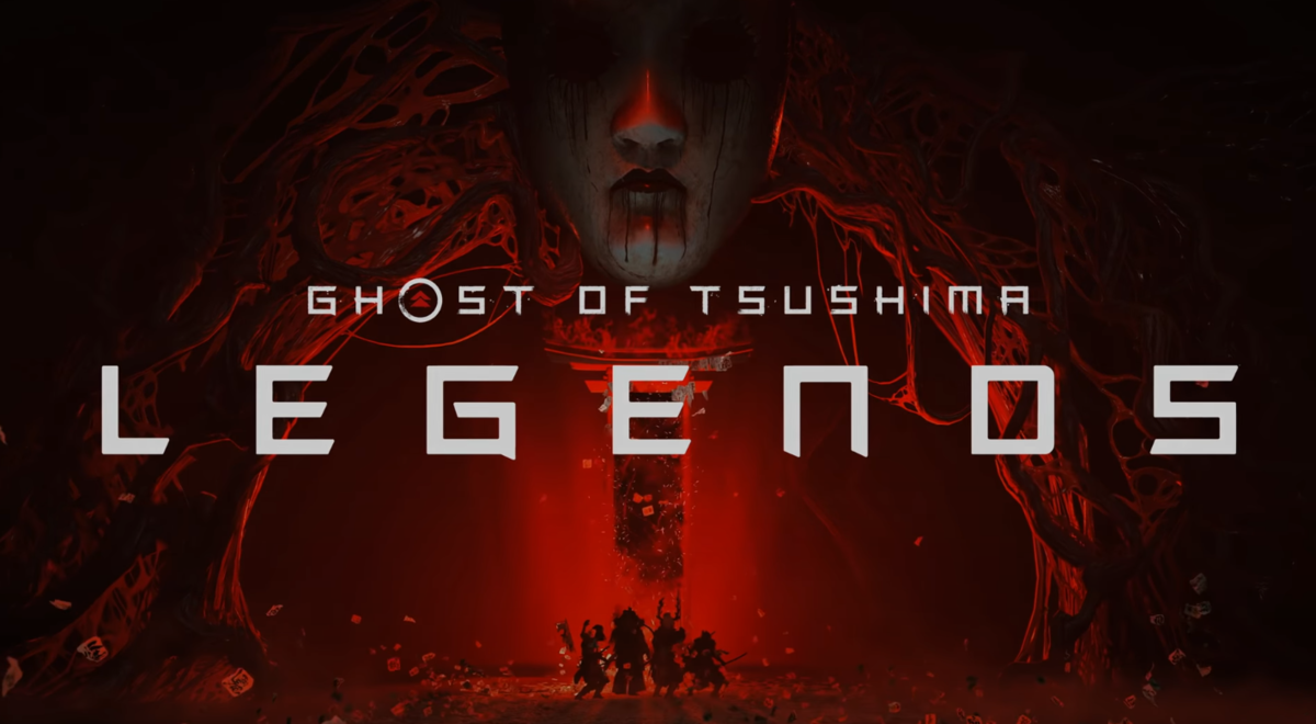 Legends(冥人奇譚) タイトル LIFE