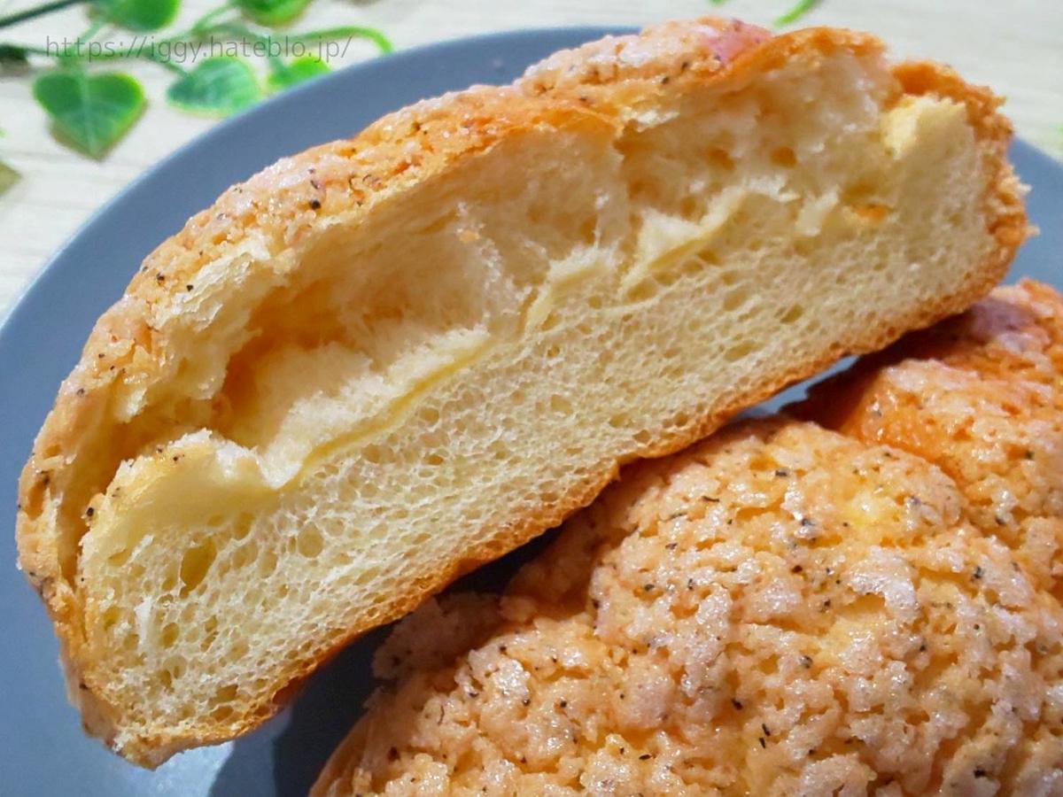焼きたてメロンパン専門店 Melon de melon(メロン ドゥ メロン)紅茶メロンパン 感想 LIFE