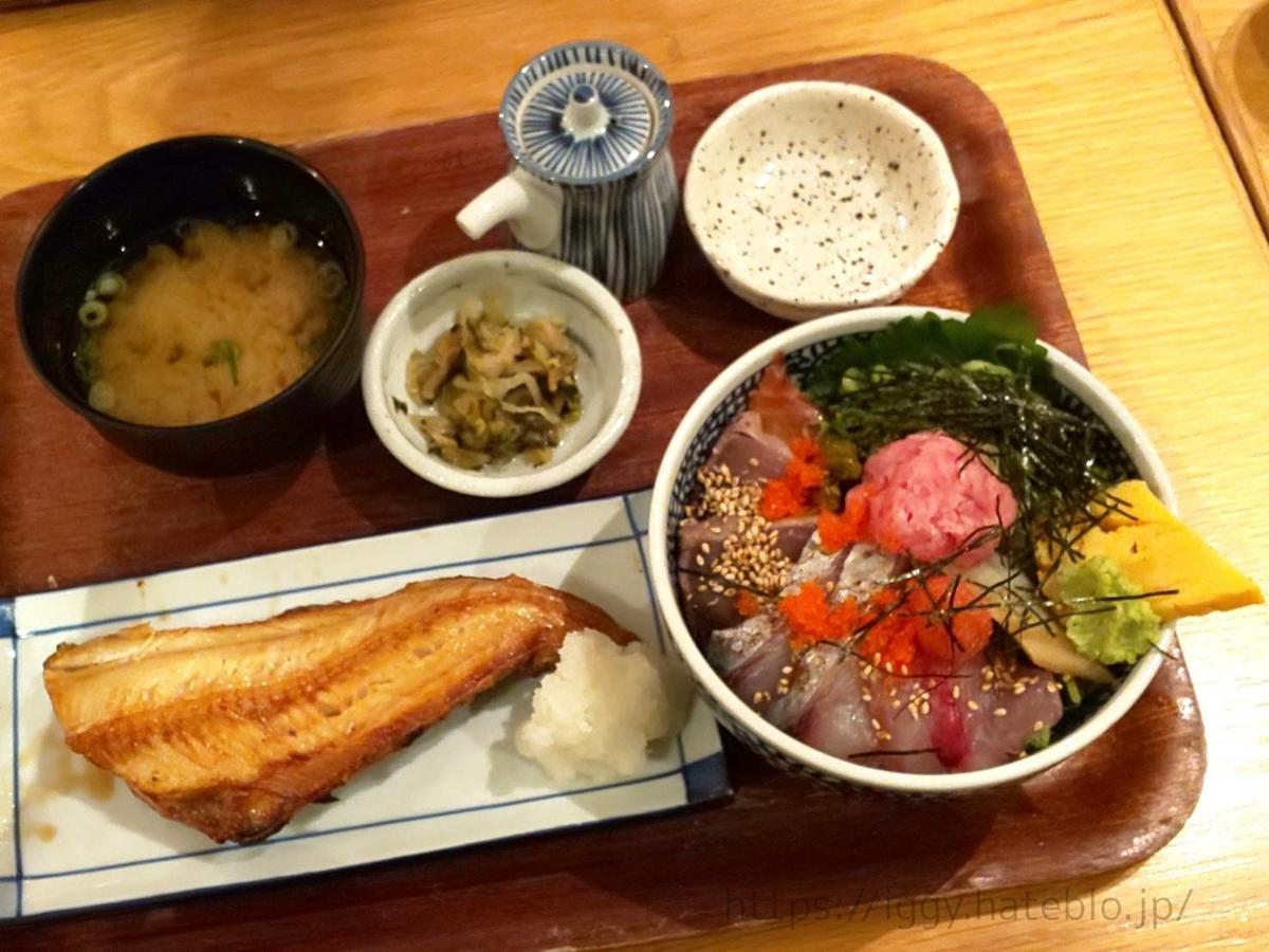 うみの食堂 選べる海鮮丼「長浜直送うみの丼」「ホッケ焼き」LIFE