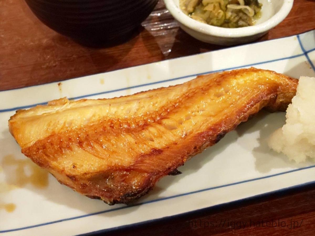 うみの食堂 選べる海鮮丼「ホッケ焼き」感想 LIFE