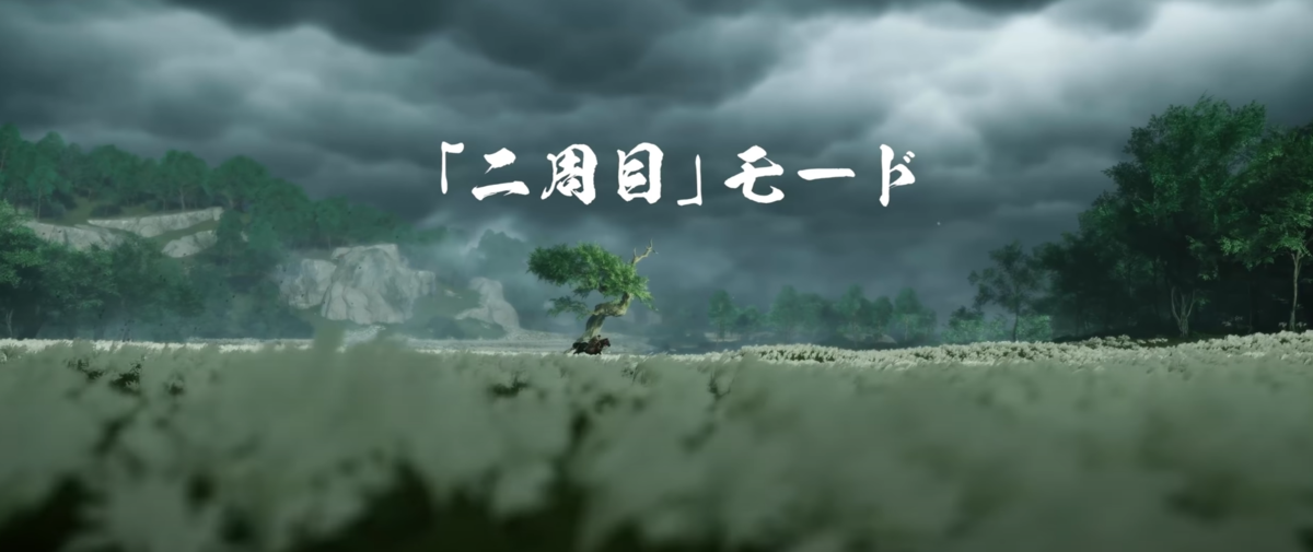ゴーストオブツシマ 二周目 LIFE