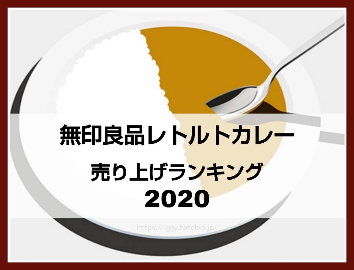 『無印良品』のレトルトカレー売り上げランキングトップ10 2020年 LIFE