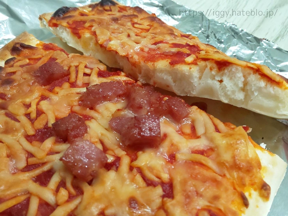 シャトレーゼ おすすめ冷凍ピザ「オーブンでそのまま焼けるピザ サラミ」栄養成分 原材料 LIFE