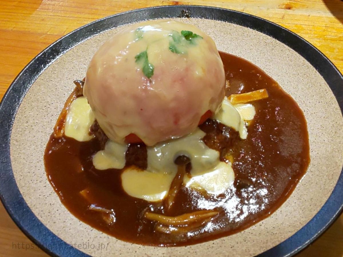 山本のハンバーグ  トマトのせハンバーグ トッピング とろりクワトロチーズ 感想 レビュー