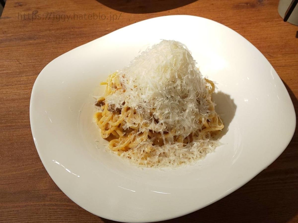 ナチュラルボロネーゼスタンド 熟成チーズのトリュフクリームボロネーゼ 感想 レビュー
