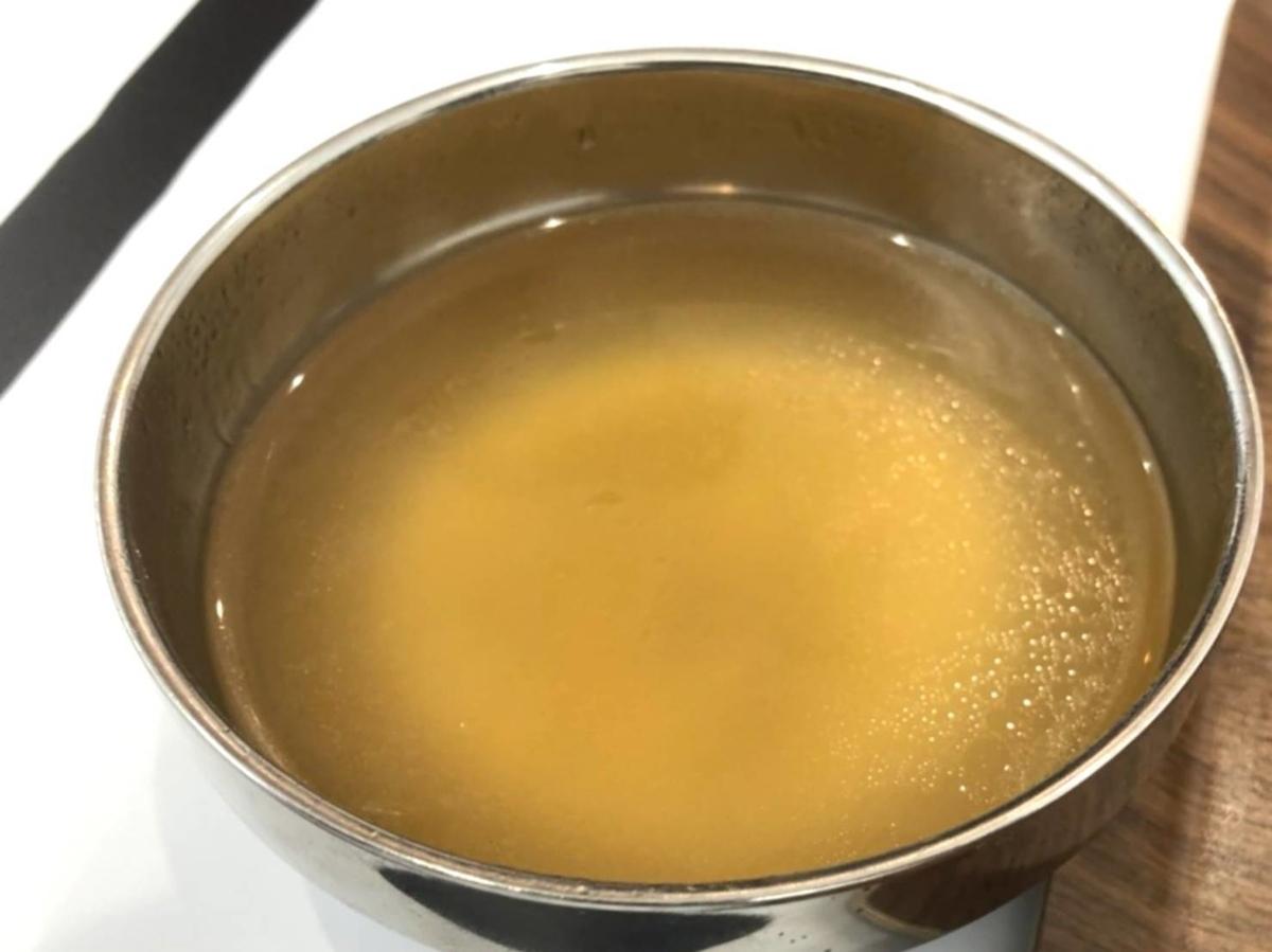 肉最強伝説 コマーシャルモール店 牛出しスープ 感想 口コミ レビュー