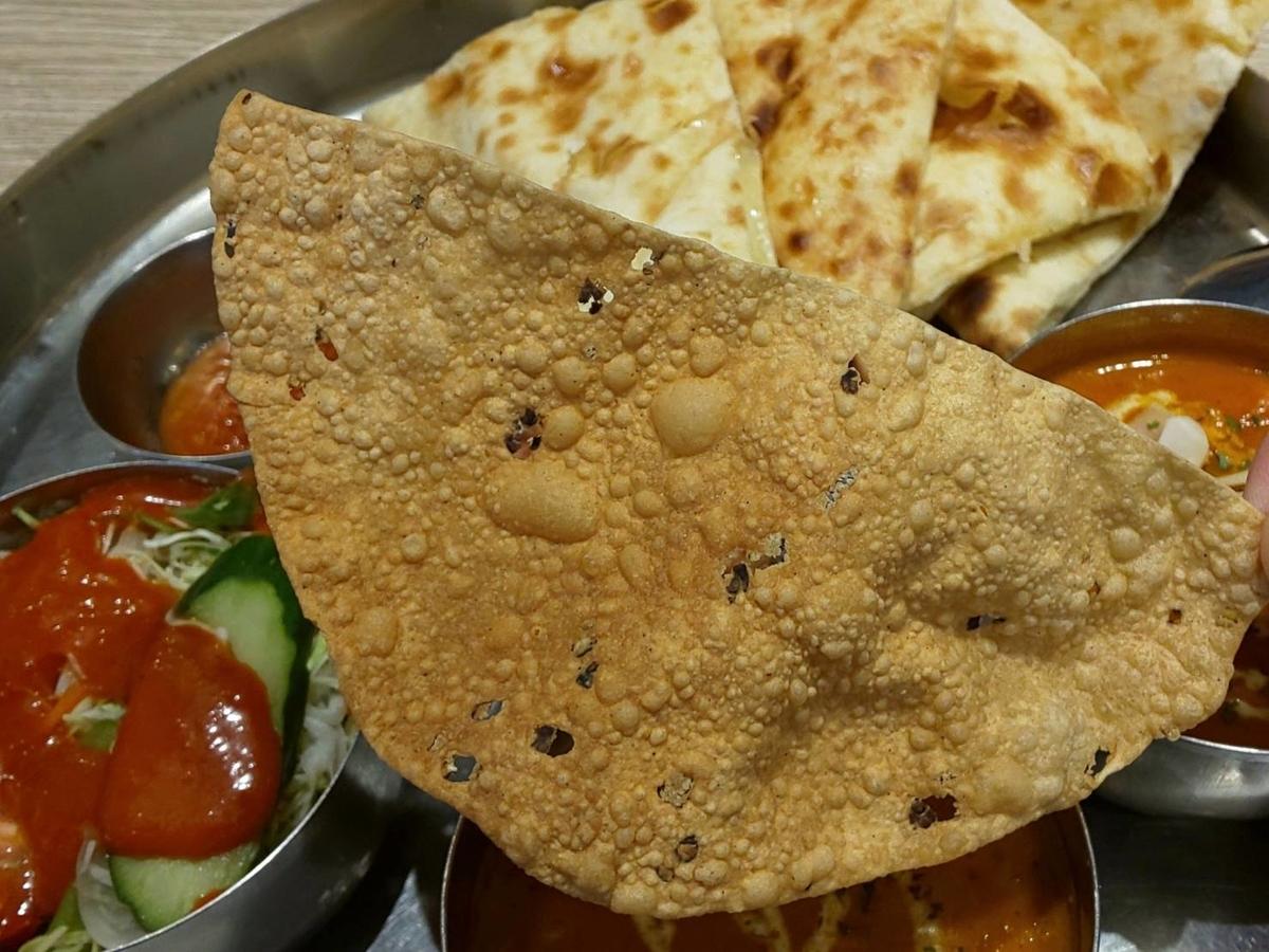 インド料理 フォーシーズン ミラン パパド 感想 口コミ
