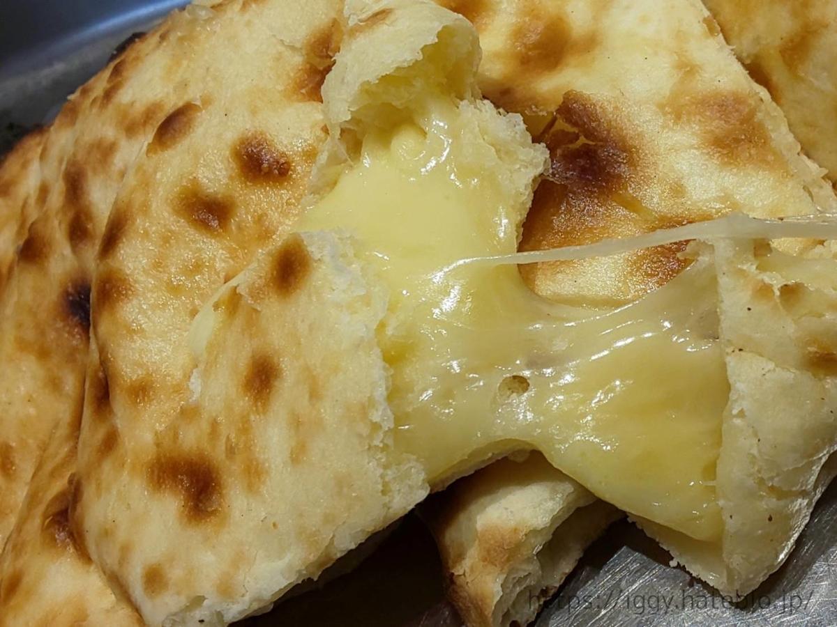 インド料理 フォーシーズン ミラン チーズナン 感想 口コミ