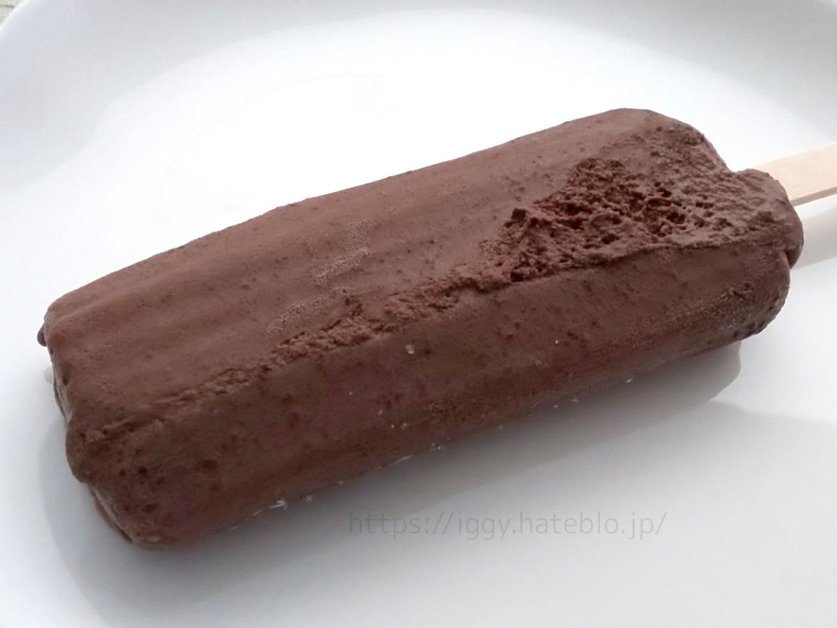 シャトレーゼ ベルギーショコラのガトーショコラバー 感想 口コミ おすすめアイス