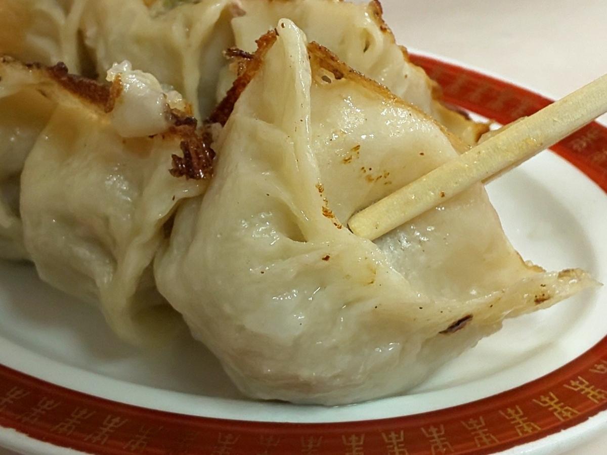 餃子の李(ぎょうざリー)ランチ 焼き餃子 感想 口コミ