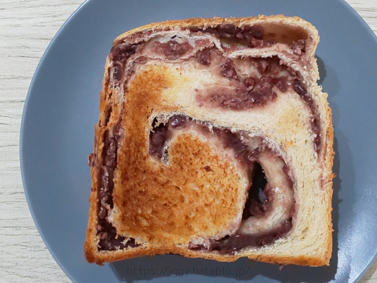 トミーズ「あん食」パン 食べ方 保存方法 感想 口コミ レビュー