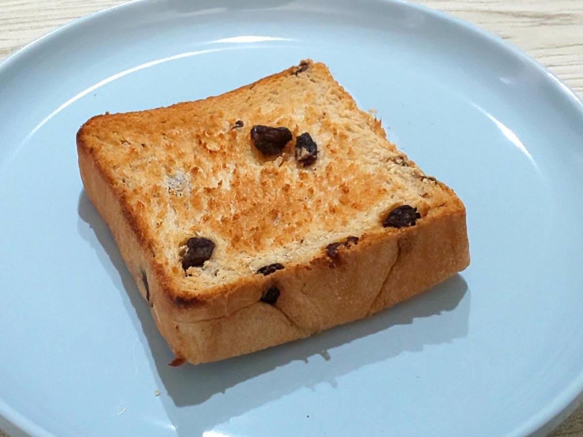 むつか堂 塩原パン工房 おすすめメ ラムレーズン食パン 感想 口コミ