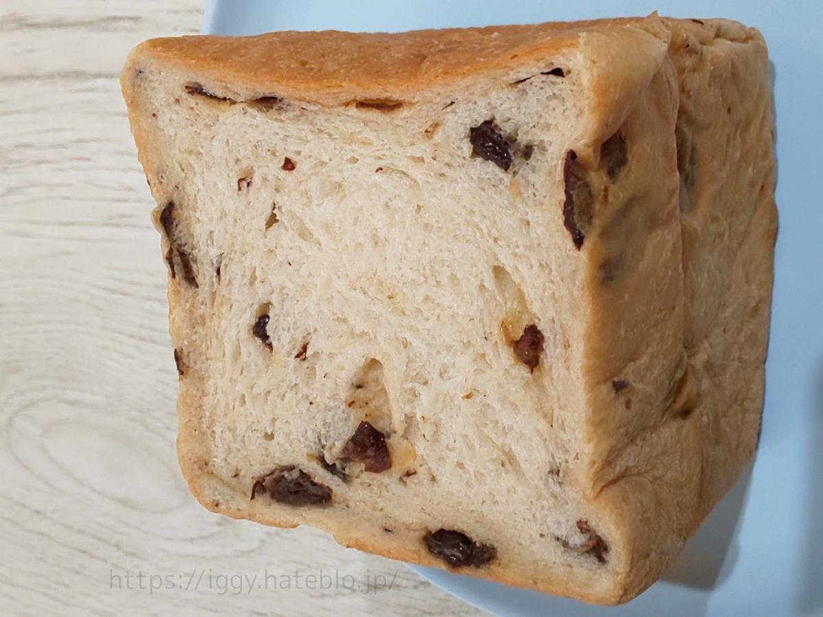 むつか堂 塩原パン工房 おすすめ ラムレーズン食パン 口コミ レビュー