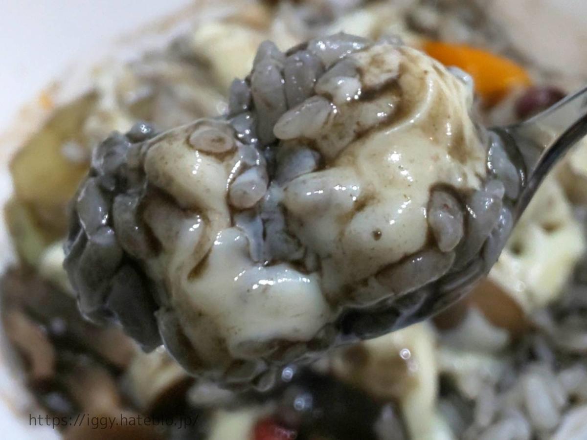 無印良品「いかすみ鍋」シメ チーズリゾット 食べた感想 口コミ レビュー