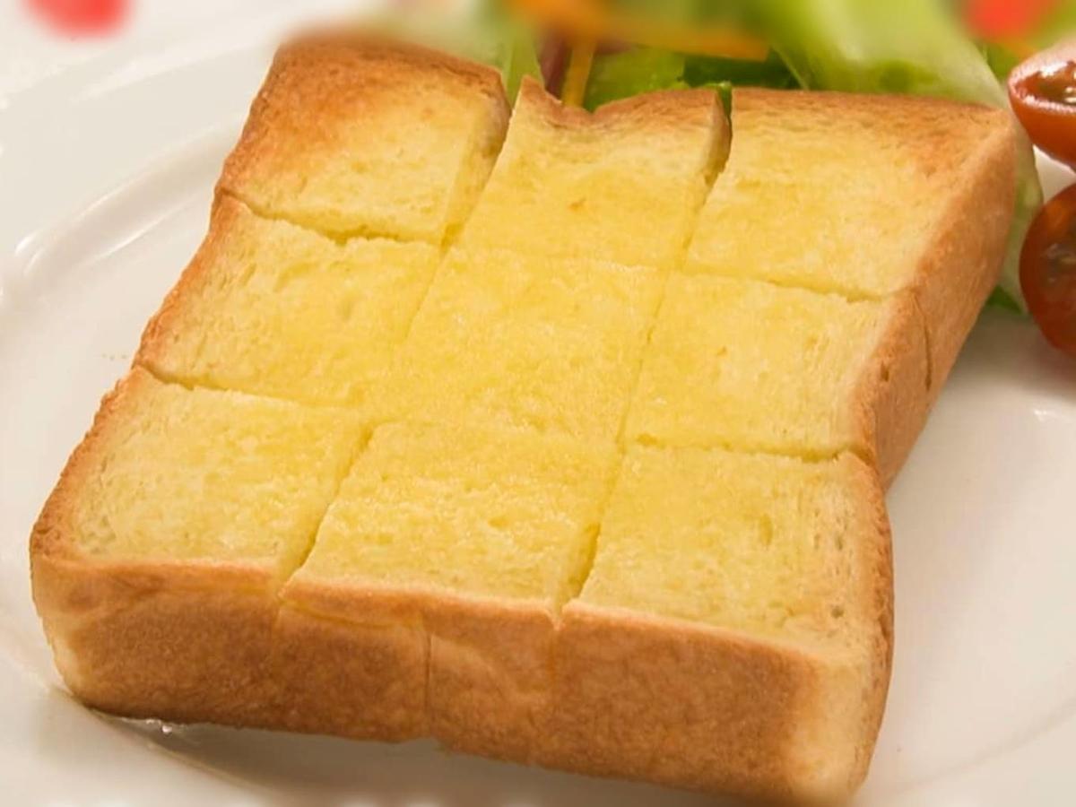 家事ヤロウ 簡単おうちレシピ 人気 ランキング1位 作り方 黄金比トースト