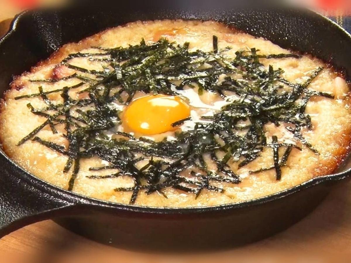 家事ヤロウ 簡単おうちレシピ 人気 ランキング 作り方 ふんわり山芋の鉄板焼き
