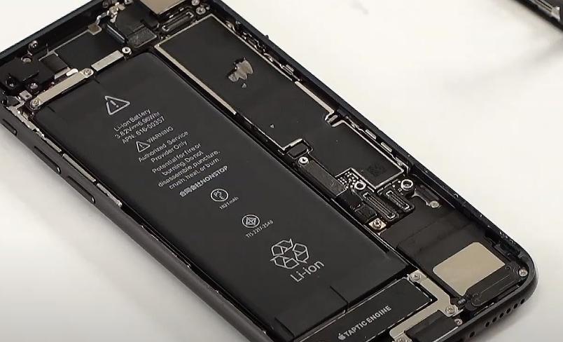 アイフォン バッテリー交換 手順 iPhone8