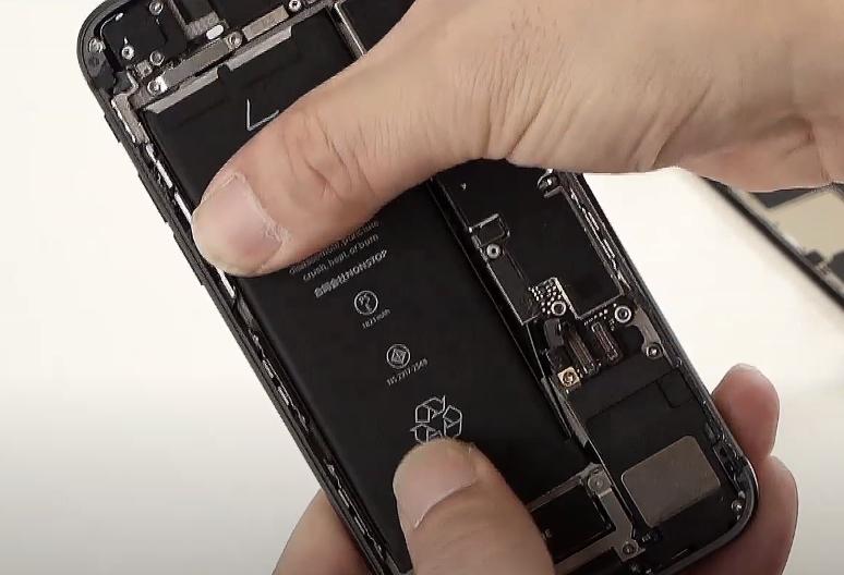 アイフォン バッテリー交換 簡単 手順 iPhone