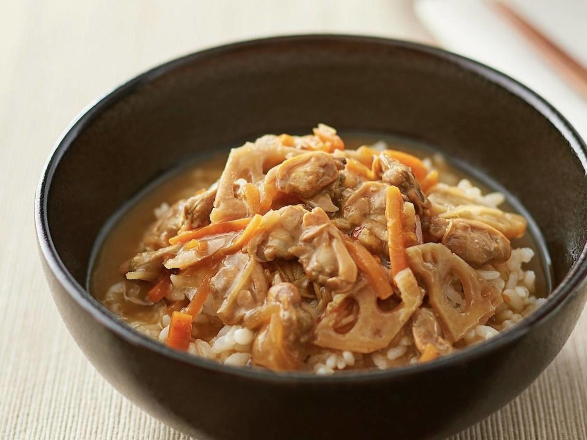 無印良品 ごはんにかける「あさりと生姜の深川飯」感想 口コミ レビュー