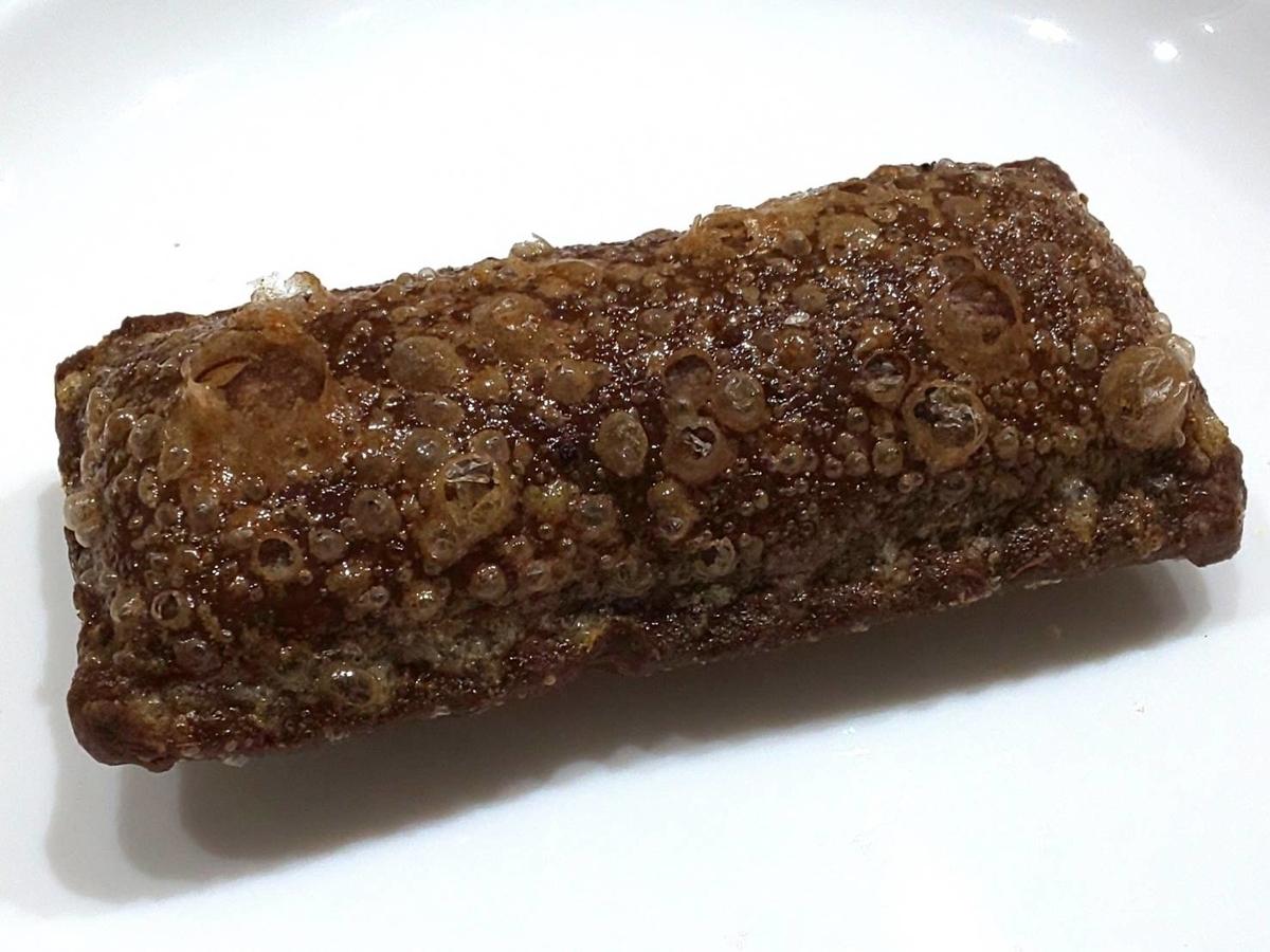 マック ベルギーショコラパイ カロリー・栄養成分 感想 口コミ レビュー