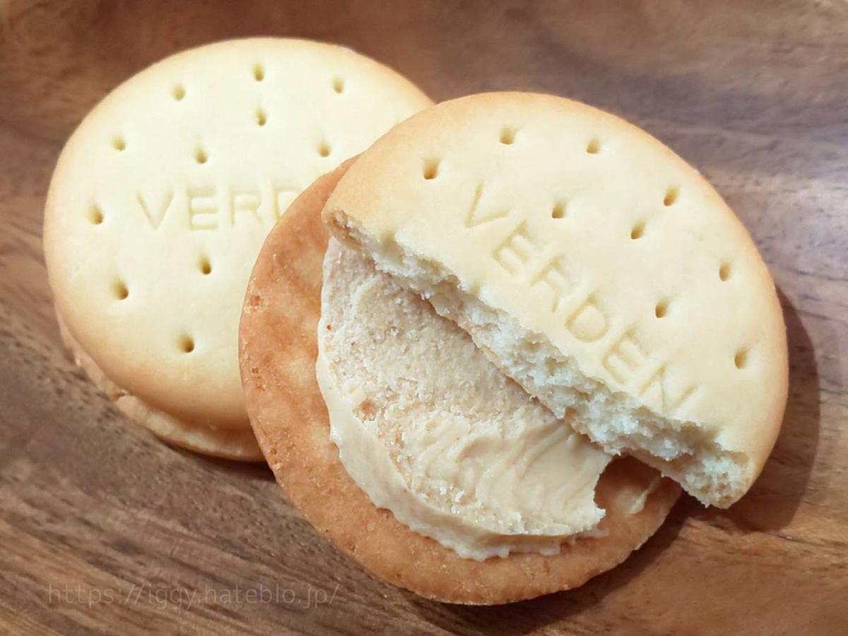 カルディ おすすめ お菓子 豆乳ビスケット ピーナッツクリーム 感想 口コミ レビュー