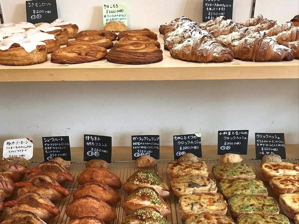THE ROOTS ザ・ルーツ ネイバーフッド ベーカリー 薬院人気パン屋 おすすめパン 口コミ レビュー