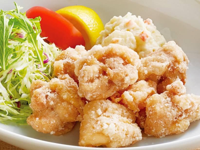 ジョイフル 冷凍 味付け鶏もも肉 カットチキン唐揚げ 調理方法 口コミ レビュー