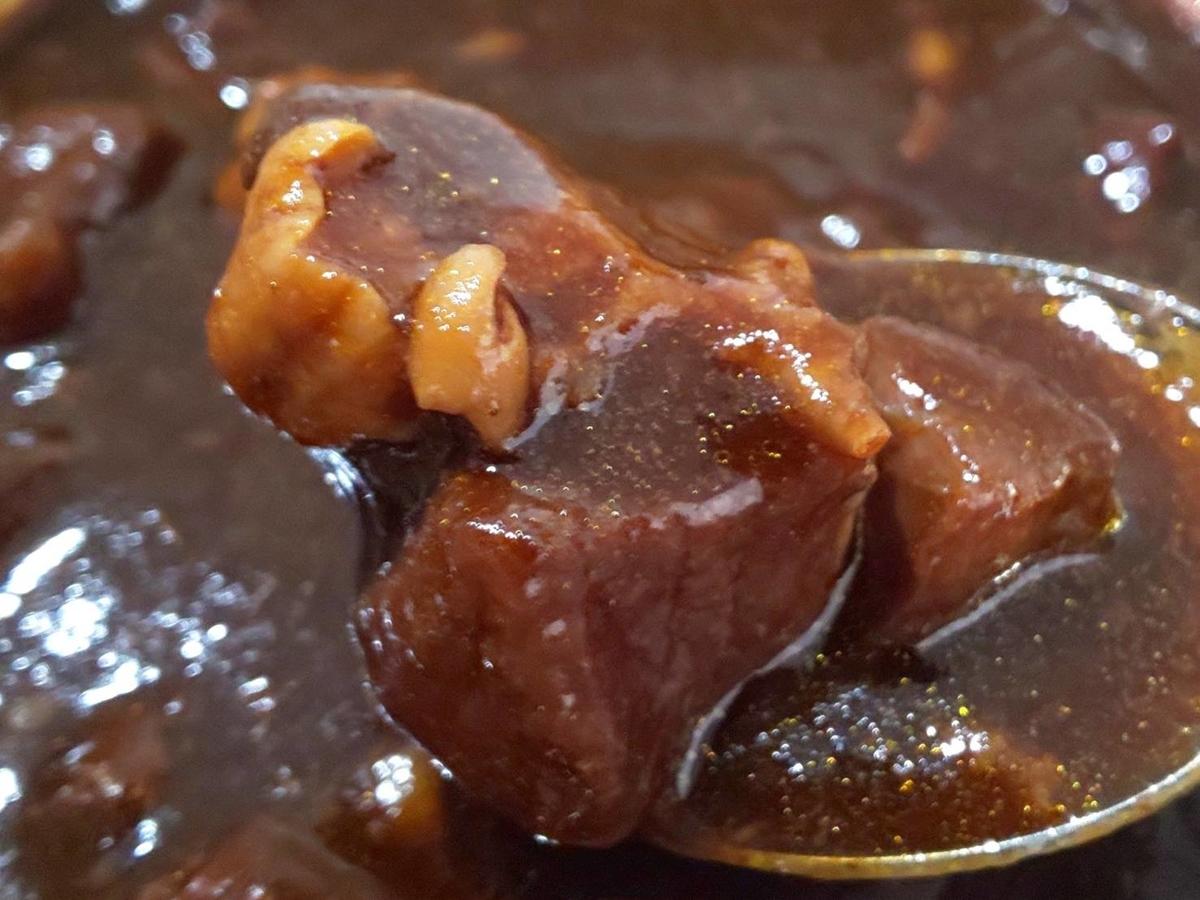 無印 世界の煮込み「牛肉の赤ワイン煮」美味しい? 感想 口コミ レビュー
