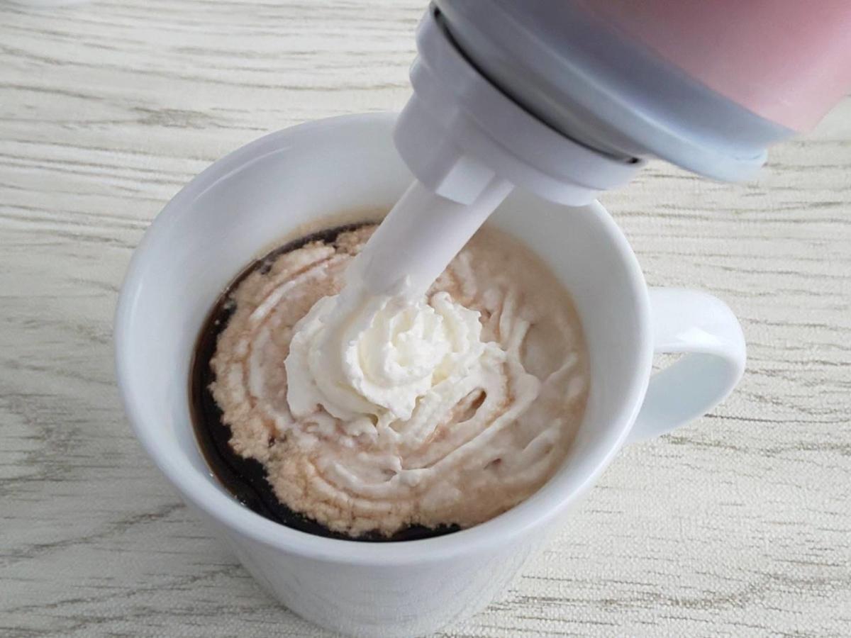 ザーネワンダー ホイップクリーム ウインナーコーヒー 感想 口コミ レビュー