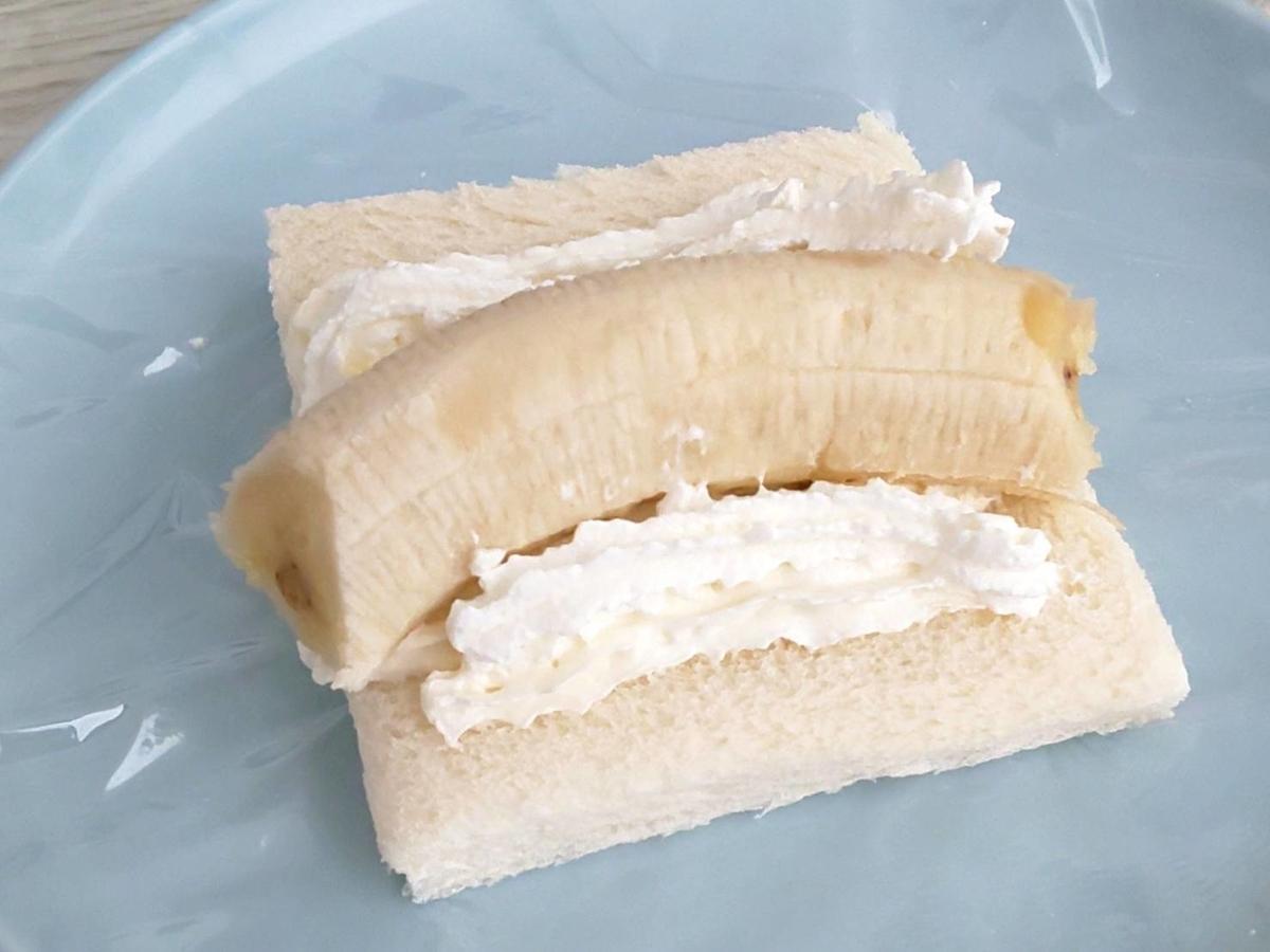ザーネワンダー ホイップクリーム 丸ごとバナナ 作り方 口コミ レビュー