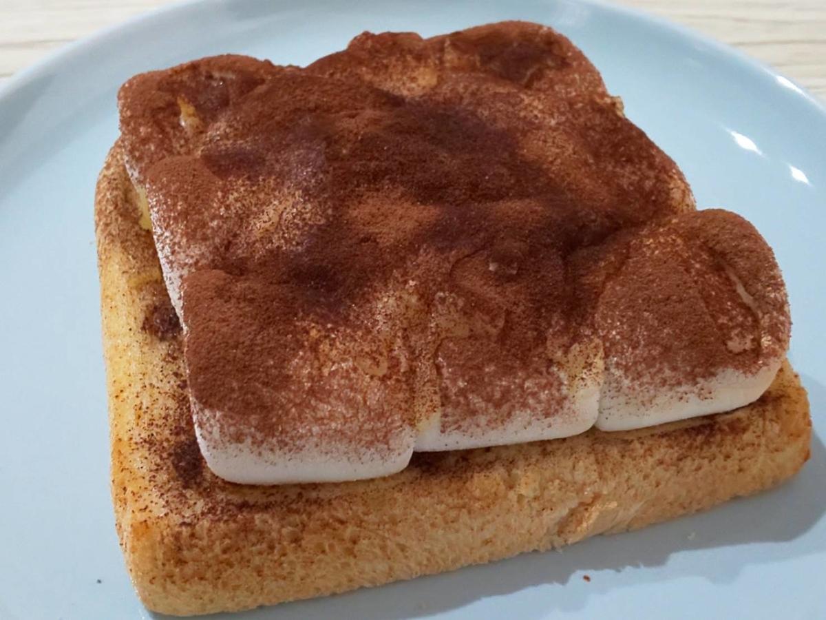 家事ヤロウ パン レシピ ティラミスマシュマロトースト作った感想 口コミ