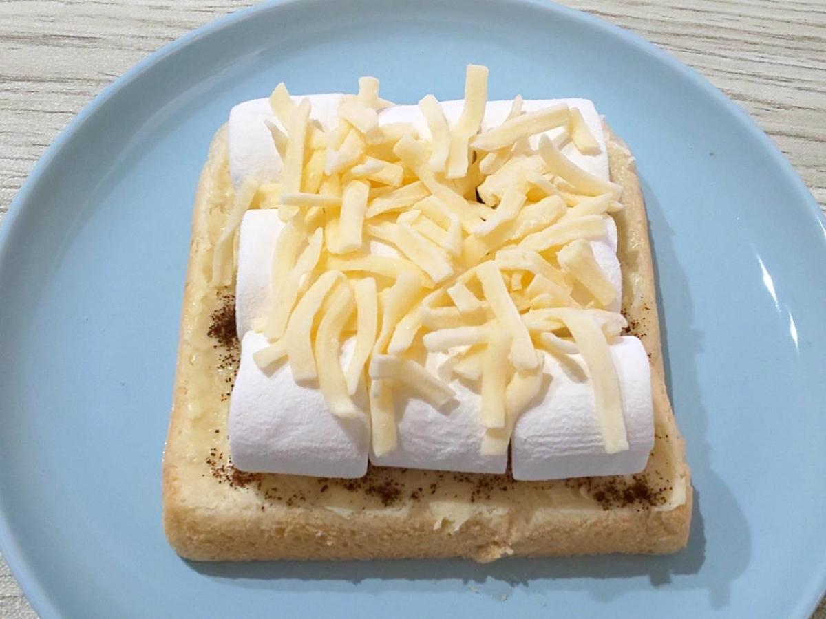 家事ヤロウ パン ティラミスマシュマロトースト 材料 作り方 簡単レシピ