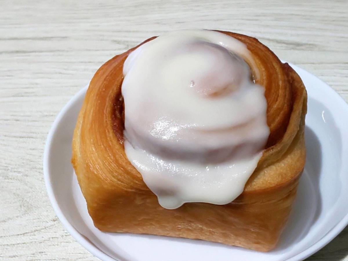 カルディ シナモンロール レンジ解凍 おいしい食べ方 口コミ レビュー