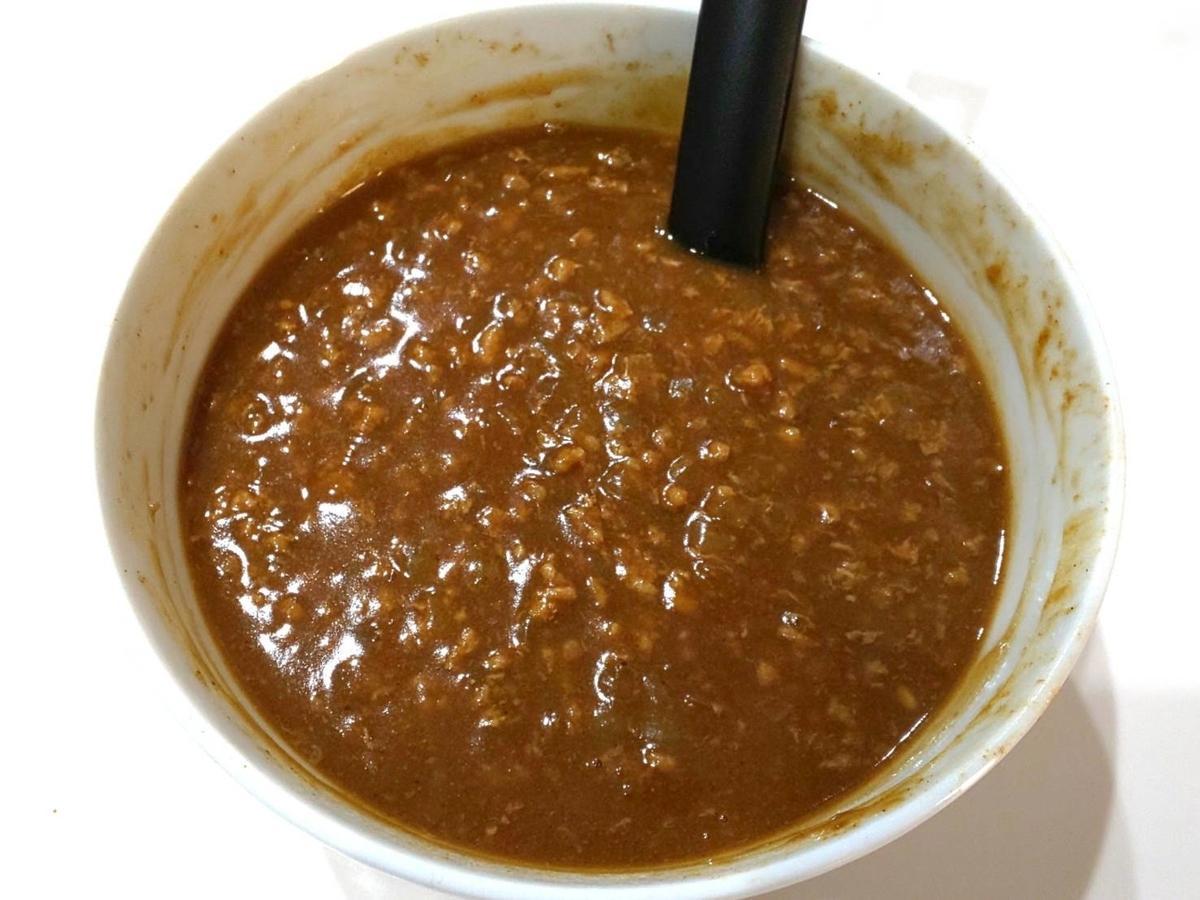 家事ヤロウ レシピ 人気の「レンチン キーマカレー」材料 作り方 レンジで簡単・時短
