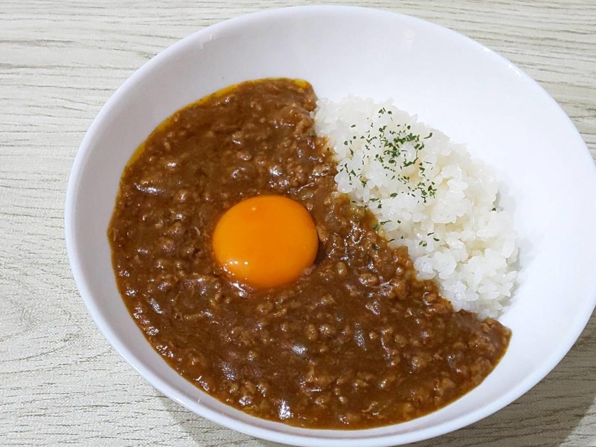 家事ヤロウ レシピ 人気の「レンチン キーマカレー」食べ方 感想 口コミ