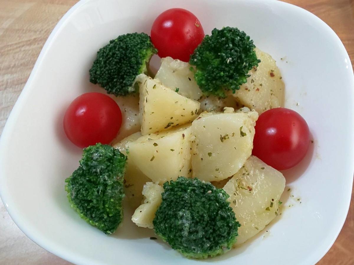 私のフランス料理 じゃがいも・ブロッコリー・トマト おすすめレシピ 口コミ レビュー