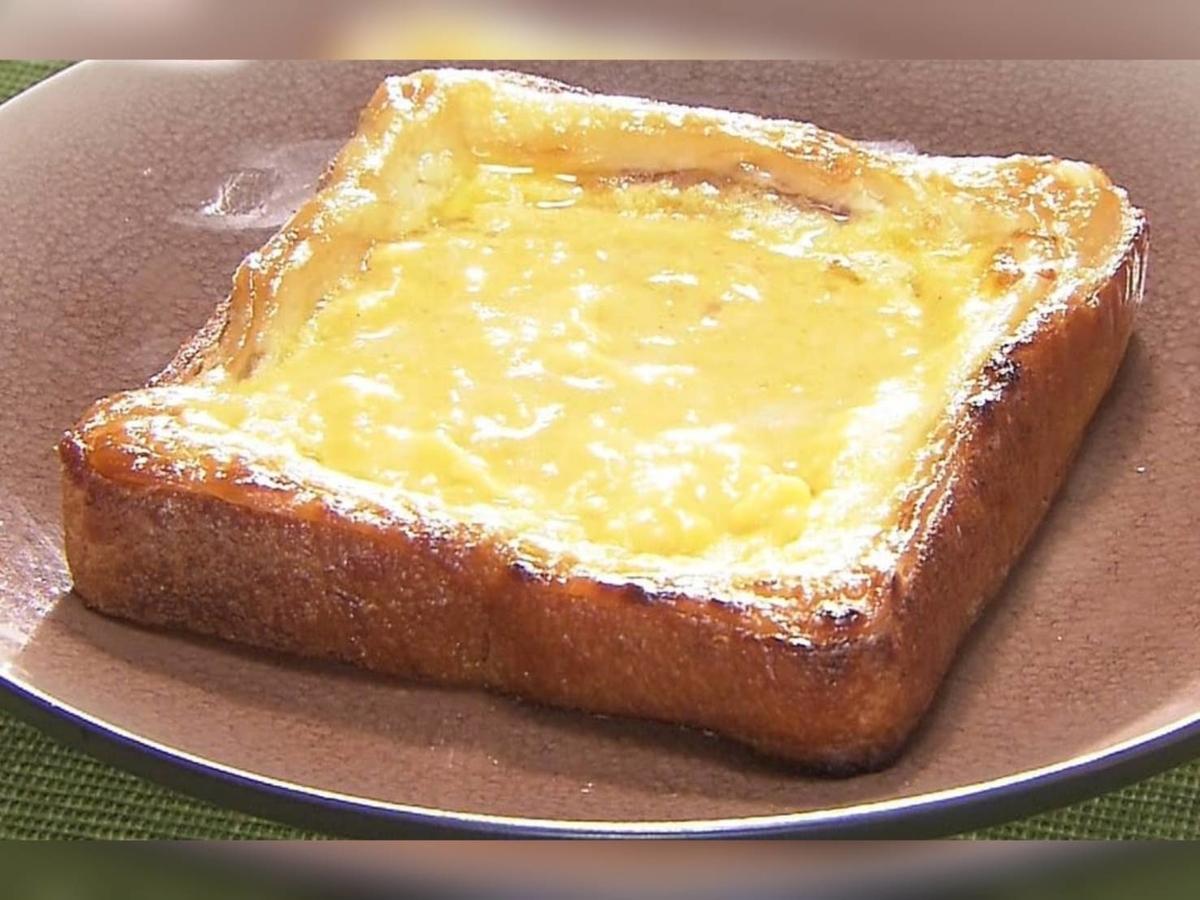 家事ヤロウ トーストレシピ オムレツトースト 材料 作り方 パン祭り