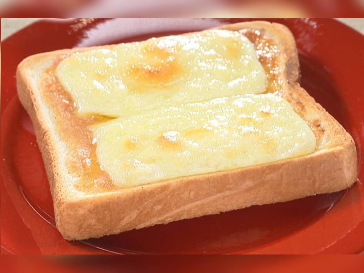 家事ヤロウ トーストレシピ とろとろチーズトースト 材料 作り方 パン祭り