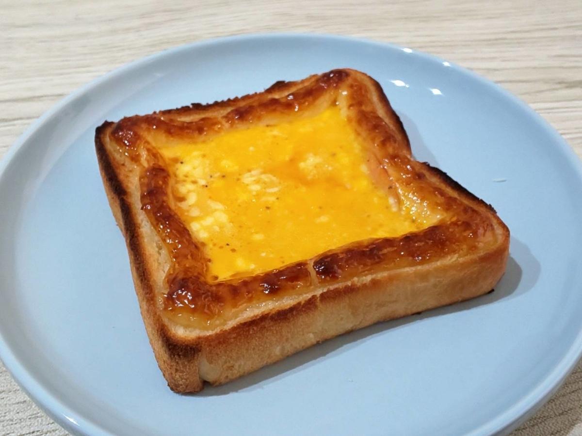 家事ヤロウ オムレツトースト 人気 簡単レシピ