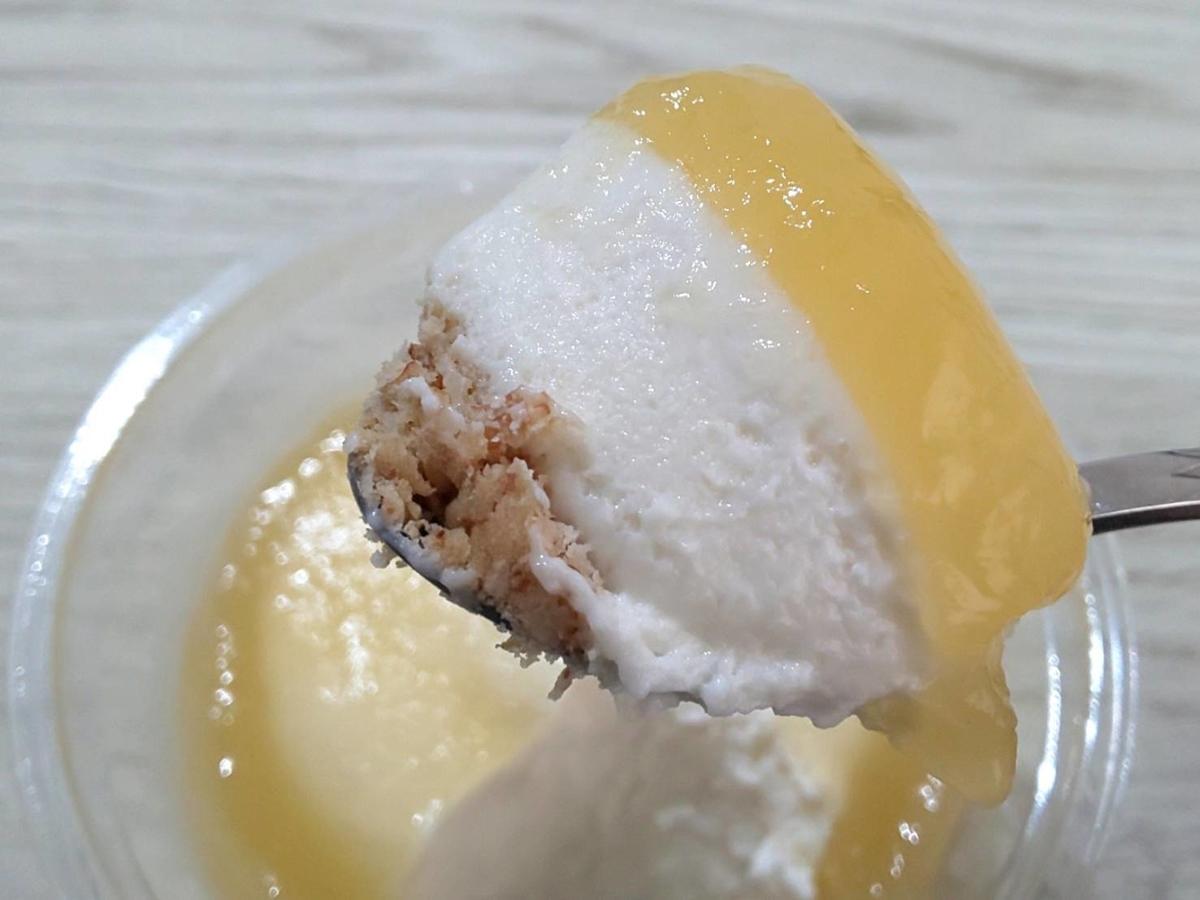 業務スーパー レモンチーズケーキ 感想 口コミ レビュー