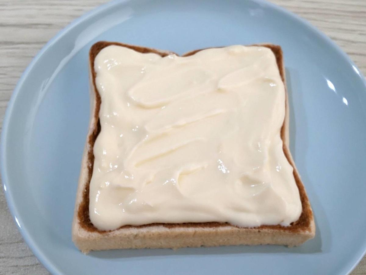 業務スーパー リッチチーズケーキ アレンジ ティラミトースト 簡単レシピ