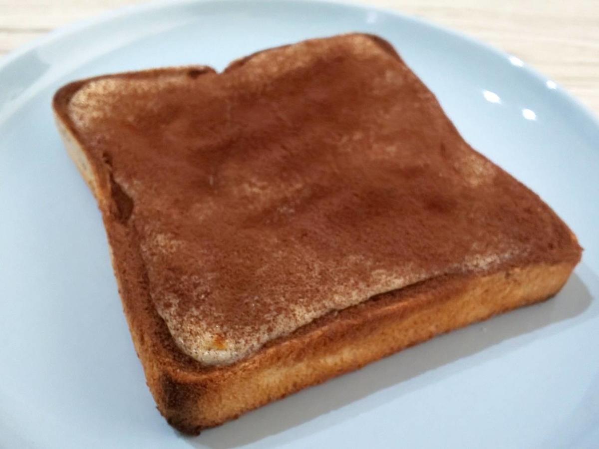 ティラミトースト リッチチーズケーキ アレンジ 簡単レシピ
