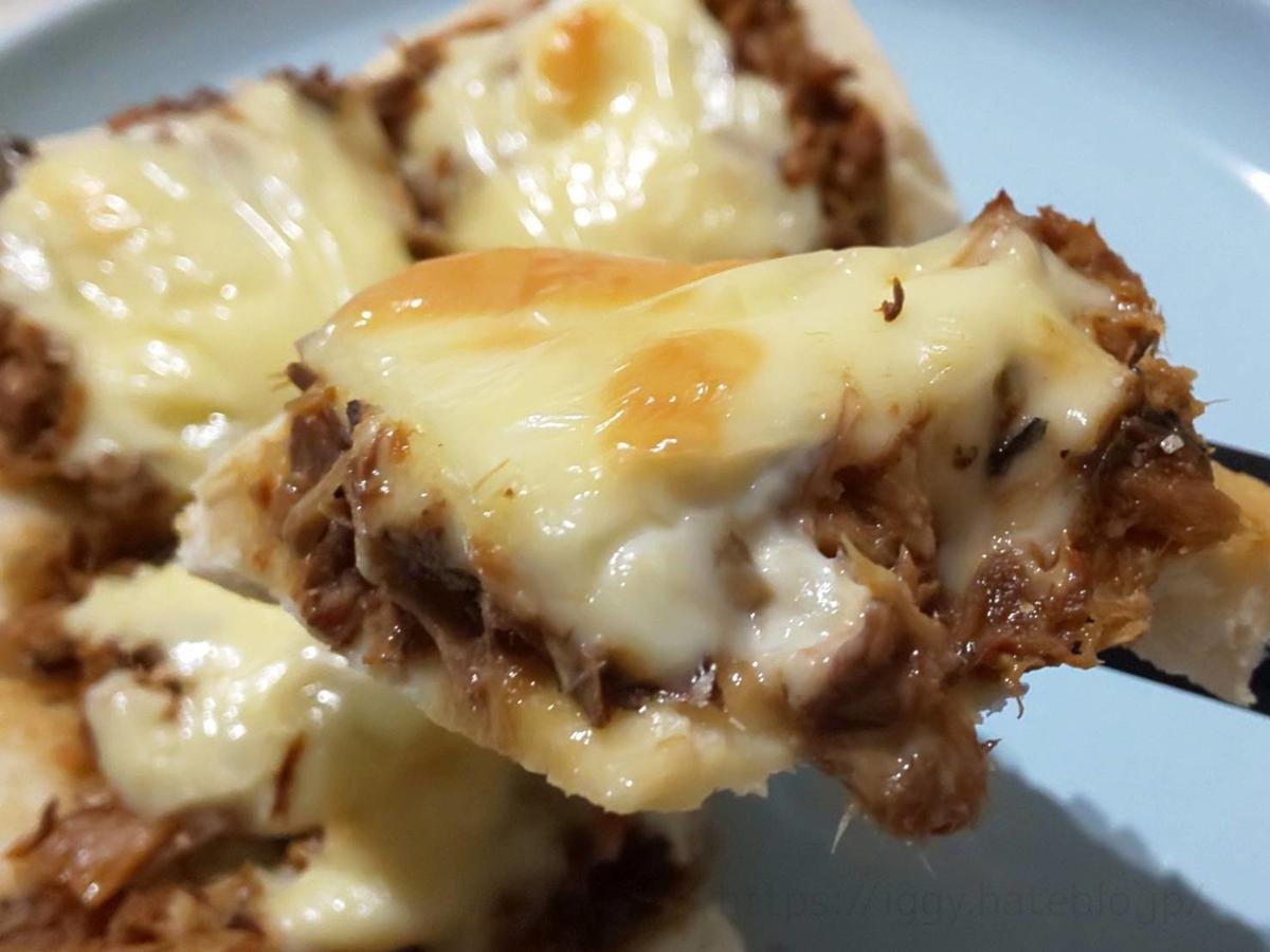サバ味噌チーズトースト さば缶アレンジ 簡単トーストレシピ